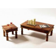 Garret Solid Wood Nest of Tables