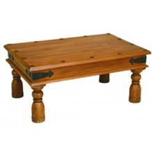 Petlin Coffee Solid Wood Table
