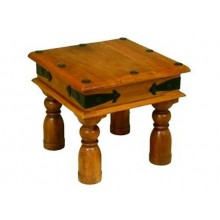 Liddle Solid Wood Tea Table