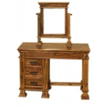 Hurtado Solid Sheesham Wood Cabinet