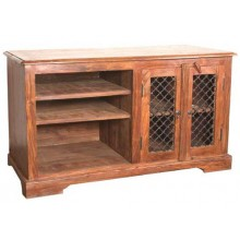 Allan Solid Sheesham Wood Sideboard
