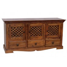 Aura Solid Wood Sideboard