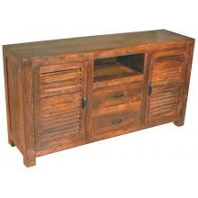 Yuko Solid Wood Sideboard