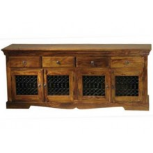 Dayna Sheesham Wood Sideboard