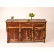 Louis Solid Wood Sideboard
