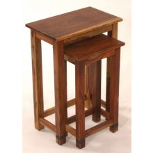 Enkel Solid Wood Nest of Tables