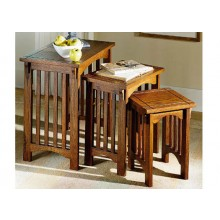 Stigen Solid Wood Nest of Tables