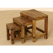 Acropolis Solid Wood coffee Tables