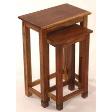 Acropolis Solid Wood Nest Tables