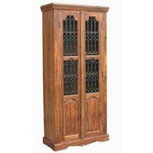 Adolph Hutch Solid Wood Cabinet