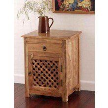 Stigen Solid Wood Night Stand