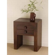 Avian Solid Wood Night Stand