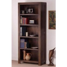 Emerson Solid Sheesham Wood Book Shelf