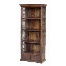 Emerson Sheesham Wood Book Shelf