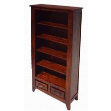 Segur Solid Sheesham  Wood Book Shelf