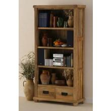 Eldrige Solid Wood Book Shelf