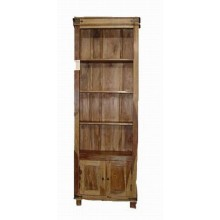 Olivia Solid Wood Book Shelf