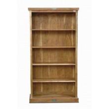 Louis Sheesham Wood Book Shelf