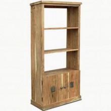 Blossom Solid Wood Book Shelf