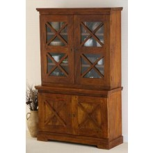 Darius Sheesham Wood Kitchen Cabinet