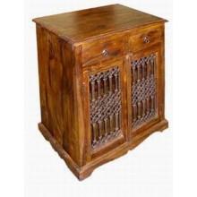 Tapan Sheesham Wood Cabinet