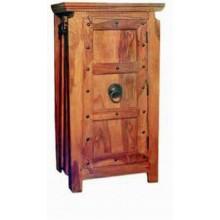 Una Solid Wood Bedside Cabinet