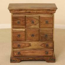 Anne Solid Wood Chest of Drawers