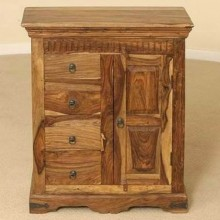 Harleston Solid Wood Chest of Drawers