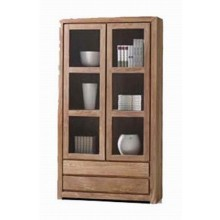 Williams Sheesham Wood Kitchen Cabinet