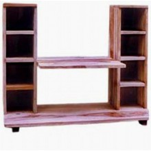 Lynton Solid Sheesham Wood Tv Unit