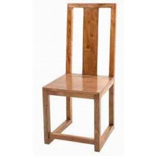 Joan Solid Wood Armchair