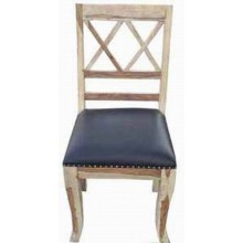 Warren Solide Sheesham Wood Armchair