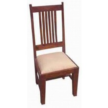 Milton Solid Sheesham Wood Armchair