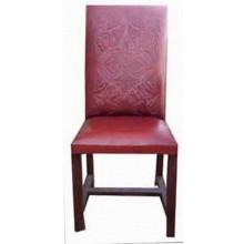 Adire Solid Wood Armchair