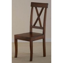 Cargo Solid Wood Armchair