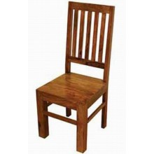 Milton Solid Wood Armchair