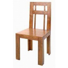 Wolper Solid Wood Armchair