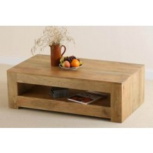 Waldo Sheesham Wood Coffee Table