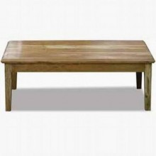 Vinessa Sheesham Wood Tea Table