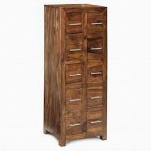 Harleston Solid Wood Cabinet