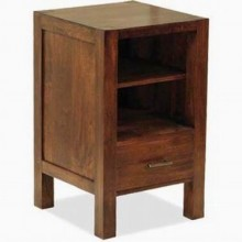 Vayaka Solid Wood Cabinet