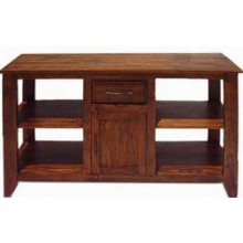 Raga Solid Sheesham Wood Cabinet