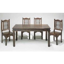 Gorsin Sheesham Wood Dining Table