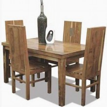 Tim Extendable Sheesham Dining Table