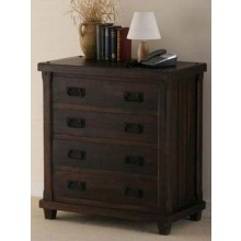 Segur Solid Sheesham Wood Drawer Chest