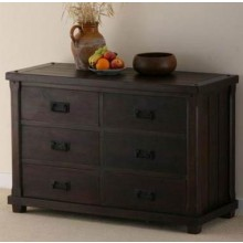 Segur Solid Wood Drawer Chest
