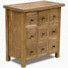 Montage Drawer Chest Sheesham Wood