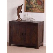 Louis Sheesham Wood Cabinet