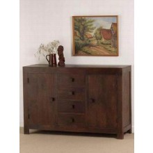 Siramika Sheesham Wood Cabinet