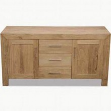 Oriel Sheesham Wood Sideboard